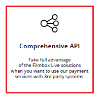 Comprehensive API